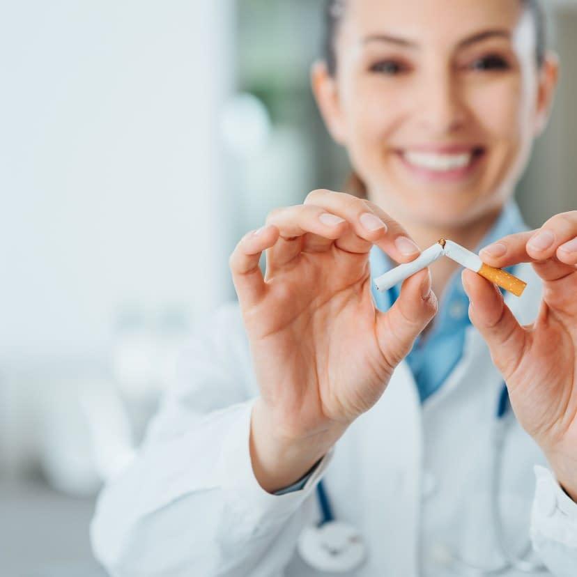 Benefici Smettere Fumare