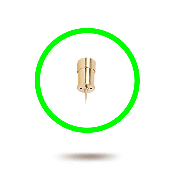 Pinul Conic Smokat Clasic 8mm